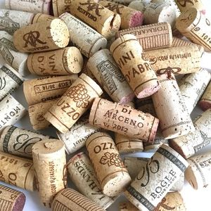 Used Wine Corks 100 Natural Art Craft Project DIY